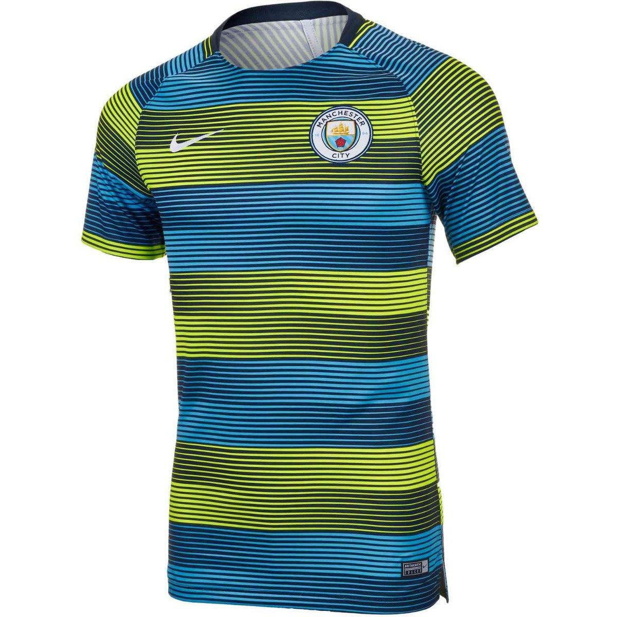 108a414504 Camisa Manchester City Treino ( Prona Entrega ) Prod. N br - R  139 ...