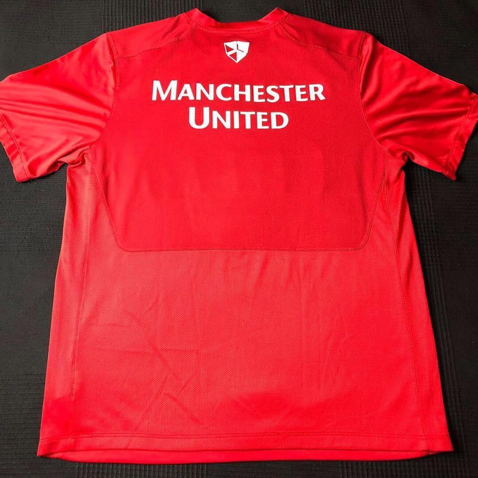 Camisa Manchester United 2012 Treino Tam Gg (78x60) Ótimo - R  129 ... ffeff3146b5d6
