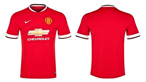 camisa manchester united 2015 - pronta entrega