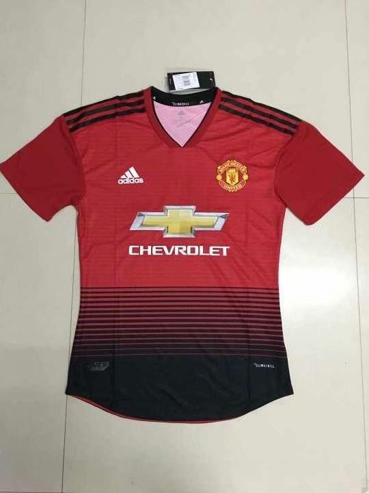 18ceb6d179 Camisa Manchester United 2018-19 Modelo Jogador Frete Gratis - R ...