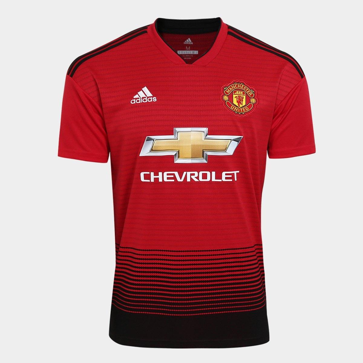 b9adc770c camisa manchester united 2018 2019 alexis lukaku pogba. Carregando zoom.