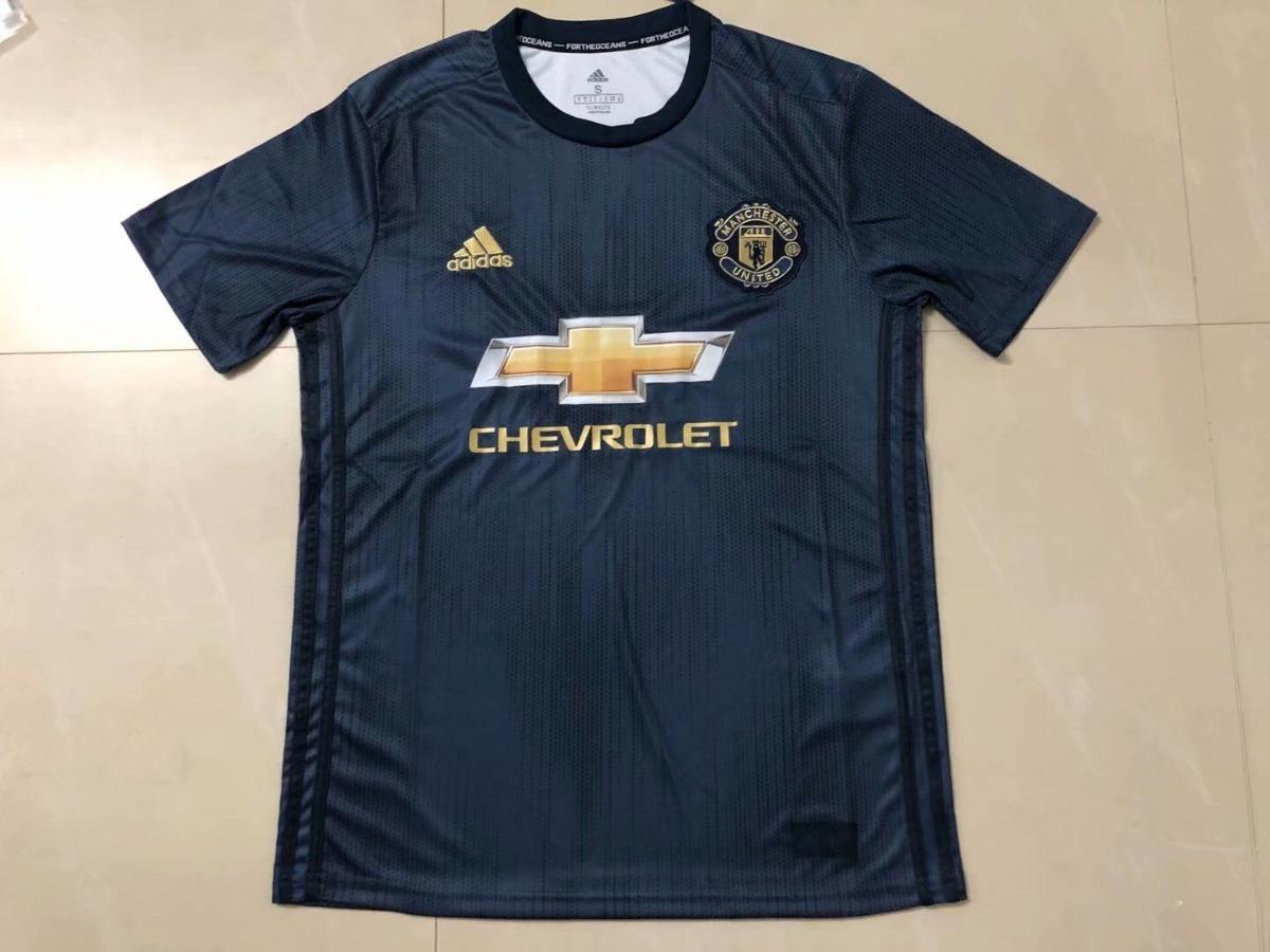 1f17f4727 camisa manchester united 2018-2019 original - frete gratis. Carregando zoom.
