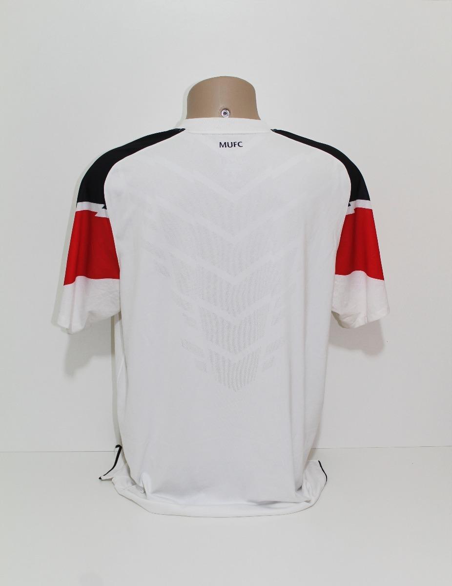 Camisa Original Manchester United 2010 2011 Away - R  165 b54ba713e36f5