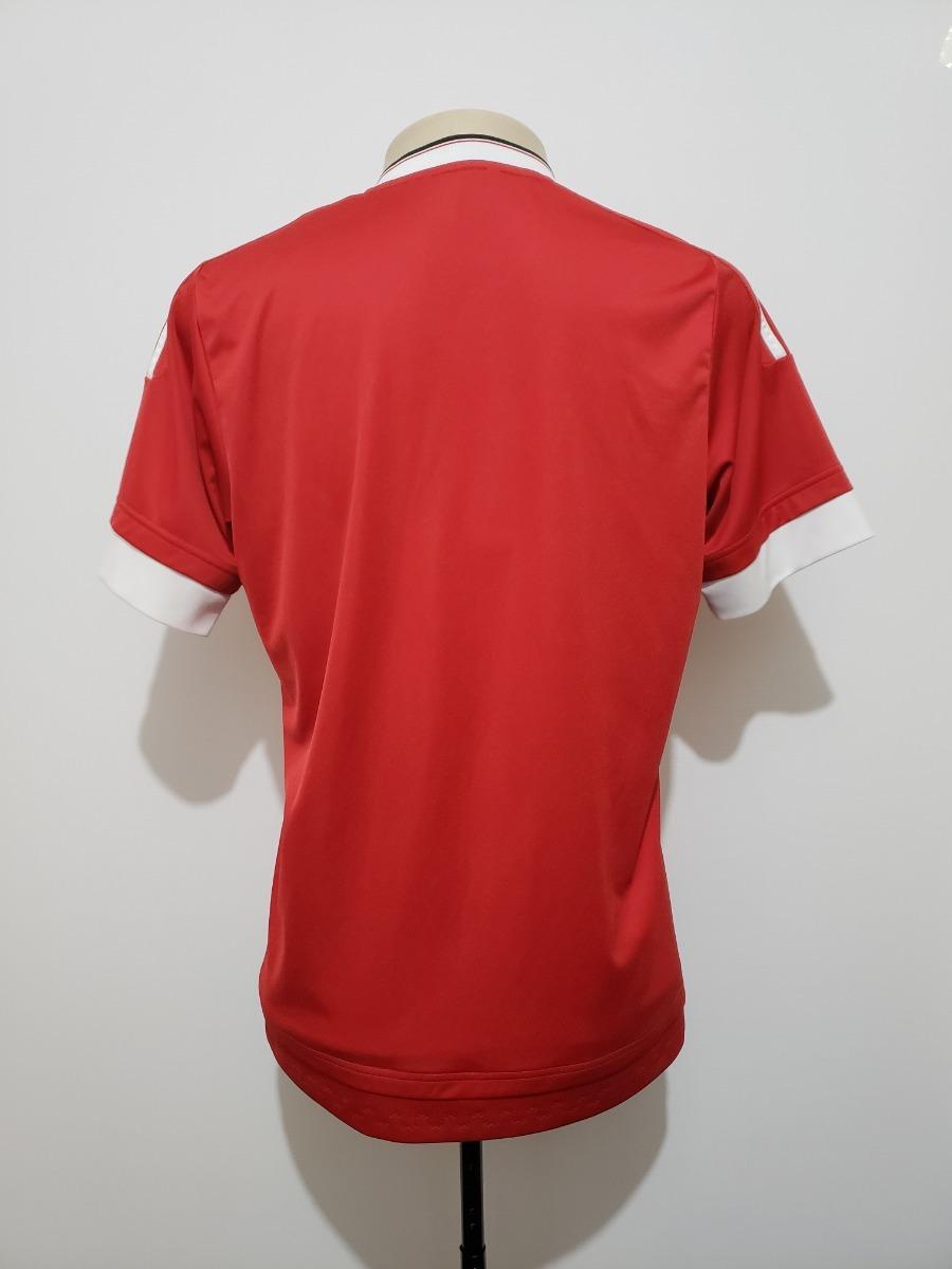 83758e2a0885a Carregando zoom... manchester united camisa. Carregando zoom... camisa  oficial manchester united inglaterra 2015 home adidas
