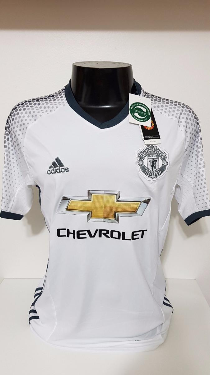 1d353fa2d22fa camisa manchester united away 16-17 ibrahimovic 9 premier. Carregando zoom.