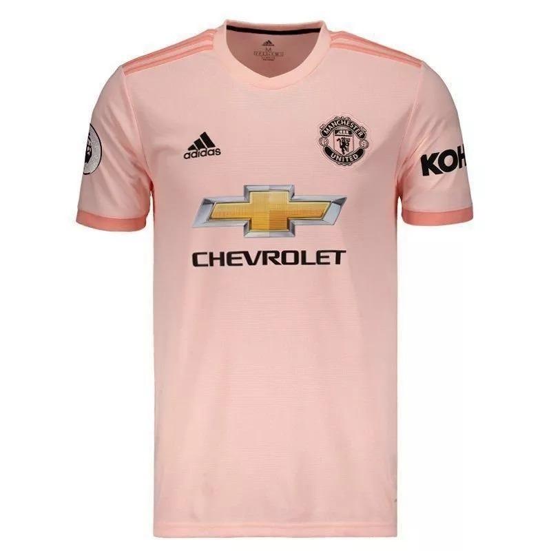 90eff77dc camisa manchester united away de campo masculino 2018 19. Carregando zoom.