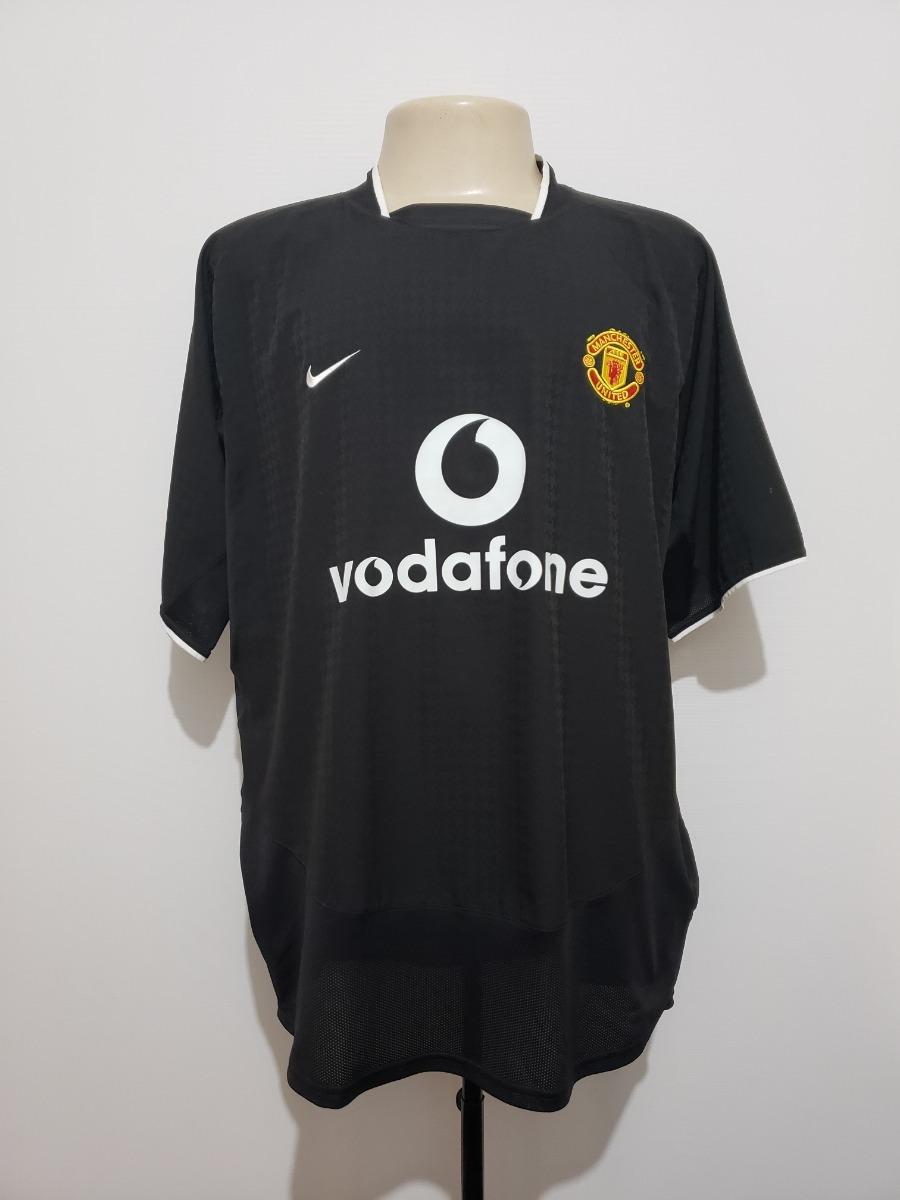 2c6f7c3dbc9 camisa manchester united inglaterra 2003 away nike ggg xxl. Carregando zoom.