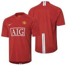 4d3f653ec11 Camisa Manchester United Cristiano Ronaldo 2008 - Camisas de Futebol no  Mercado Livre Brasil