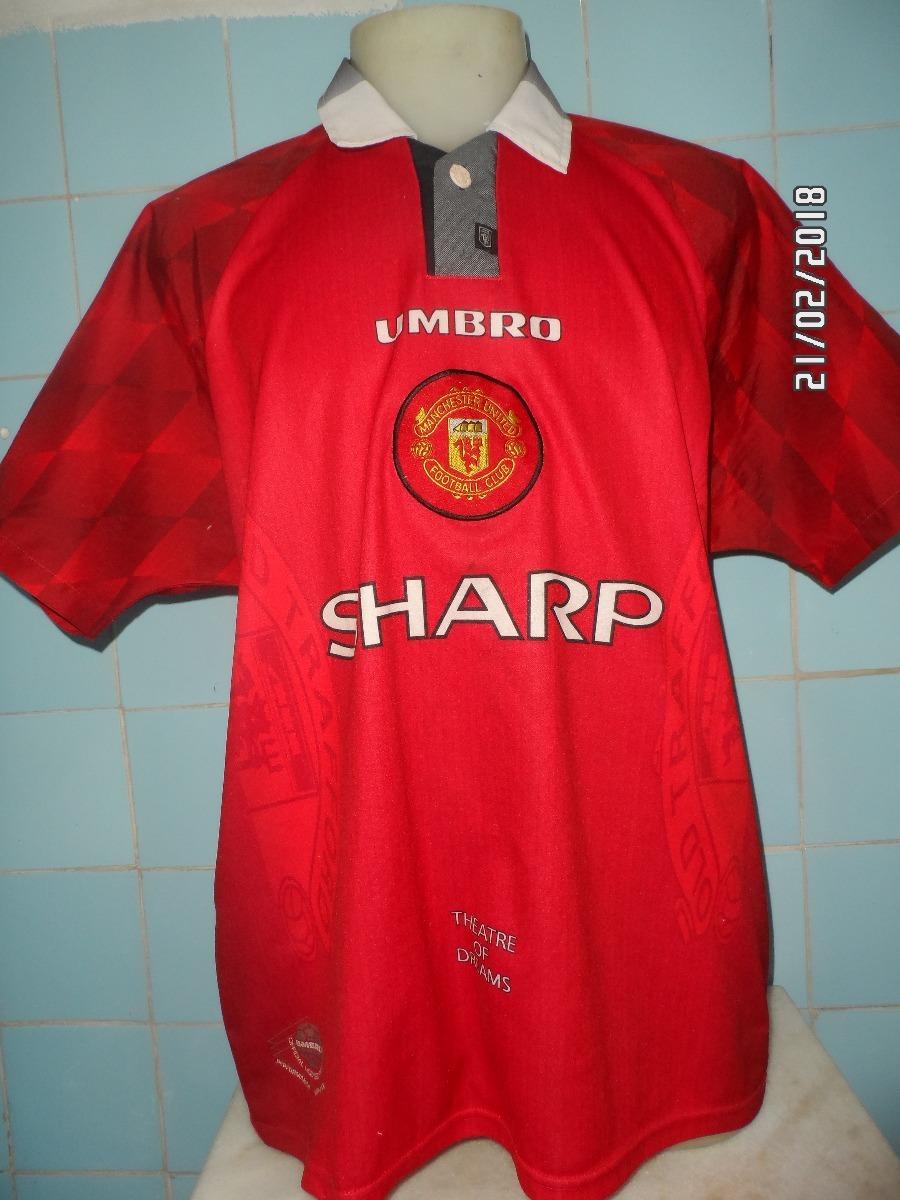 Camisa Manchester United Umbro - R  110 7f870431018f9