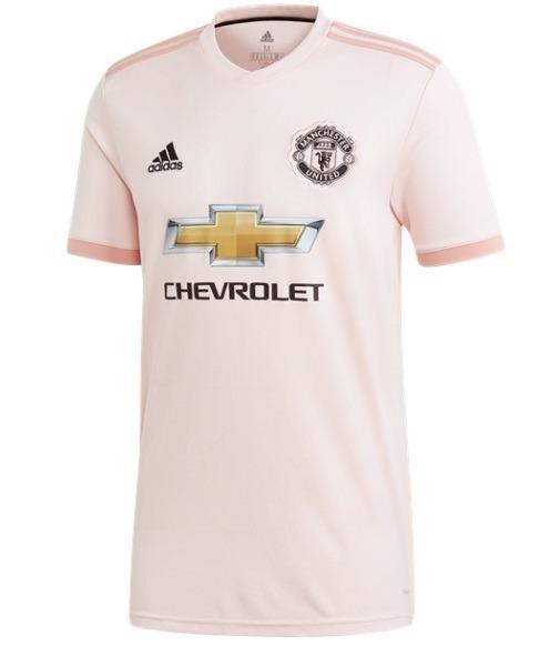 Camisa Manchester United Uniforme 2 2018 2019 Frete Grátis - R  120 ... e877154617978