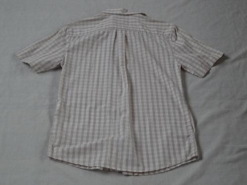 camisa manga corta mossimo talla small #0015501408