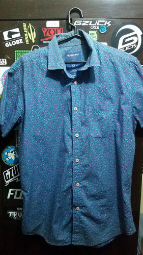 camisa manga corta springfield