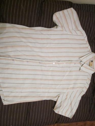 camisa manga corta tribu de jah hombre