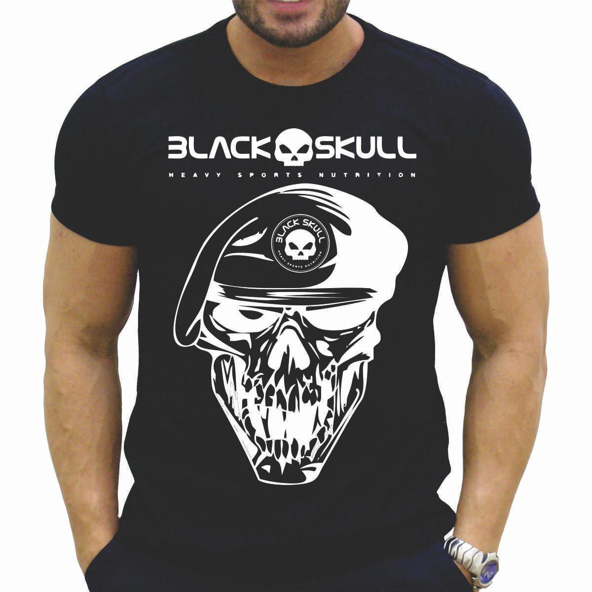 39685c21f camisa manga curta black skull soldado caveira bope promoção. Carregando  zoom.