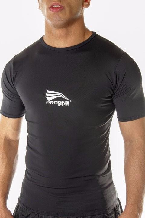 Camisa Manga Curta Térmica Segunda Pele Proteção Uv50 Progne - R  56 ... 5c515846798da