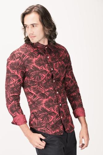 camisa manga larga by koaj