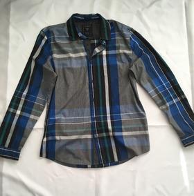 4d02c0b74990 Preciosa Camisa Marca Fossil Manga Larga Ropa - Camisas en Mercado Libre  Uruguay