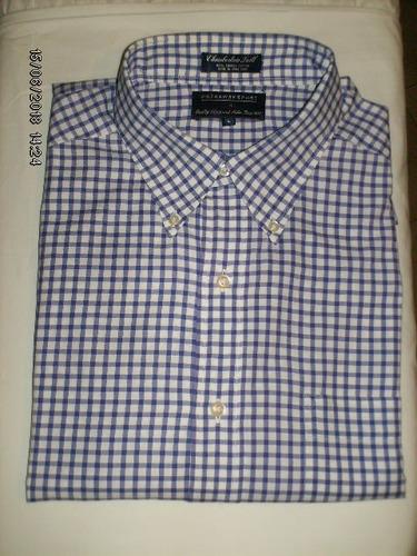 camisa manga larga hathaway sport talla l