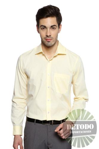 camisa manga larga hombre importadas al por mayor y detal