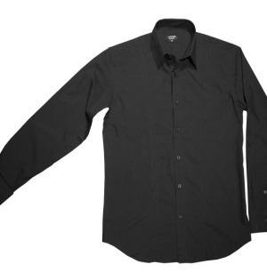 camisa manga larga jean vernier 67655/13