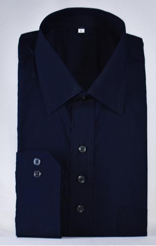 camisa manga larga para corbata hombre super precio