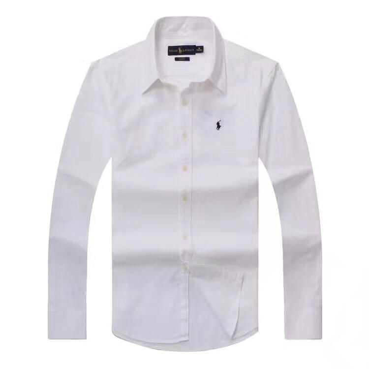Camisa Manga Larga Polo Ralph Lauren -   115.000 en Mercado Libre 414bbe6df8055