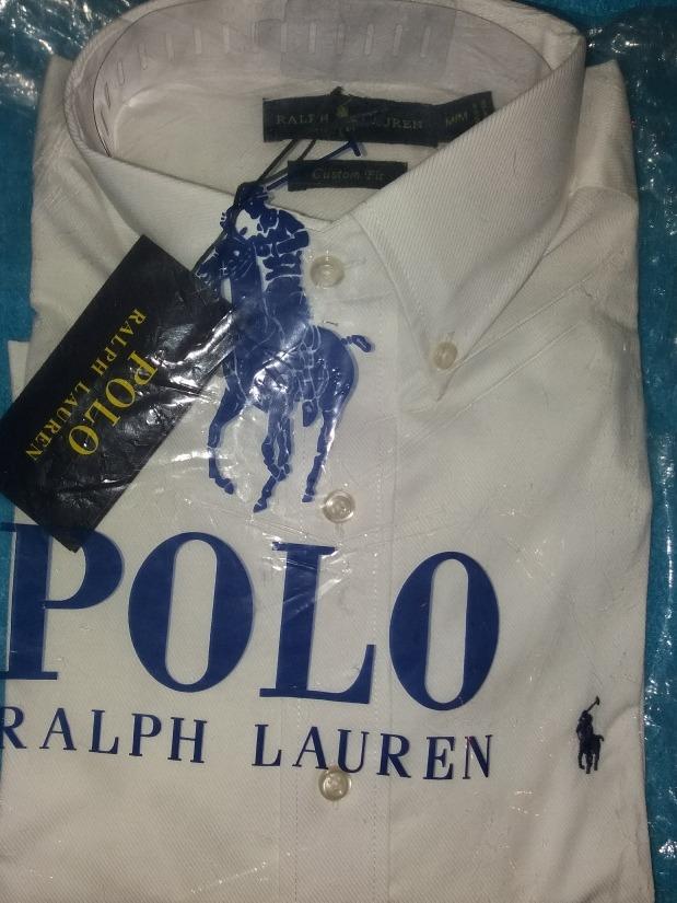 Polo Camisa Larga Manga Laurent Ralph 6fY7gyb