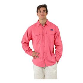 Camisa Manga Larga Secado Rápido - Para Pesca Ms9653