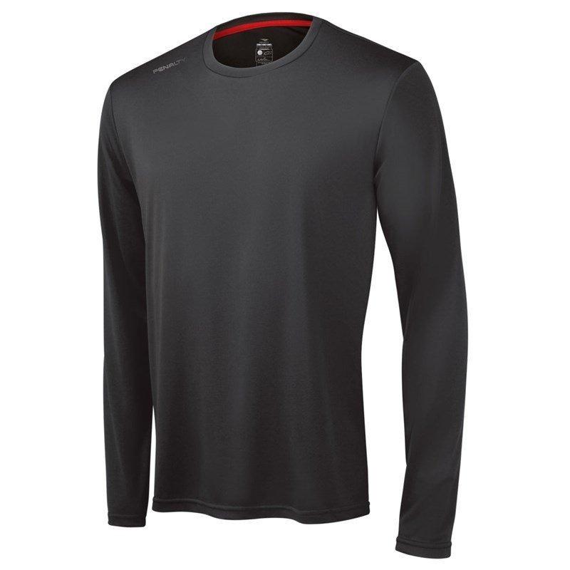 Camisa Penalty Matis Vii Manga Longa Uv Masculina - Preto - R  74 c5649fdaa225d