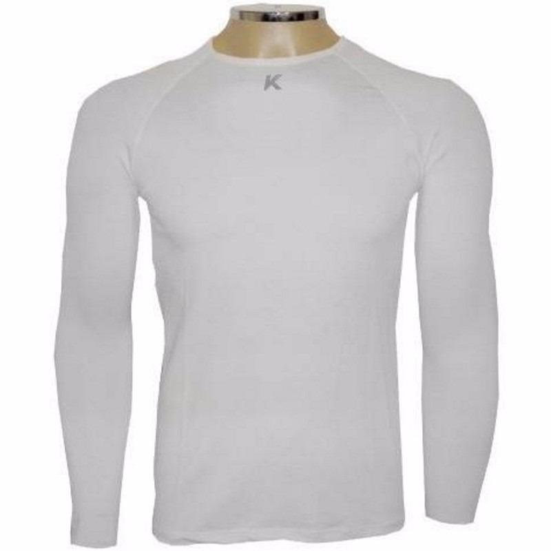 553a74231b Camisa Térmica Kanxa Manga Longa Masculina Drysoft Ice - R  51