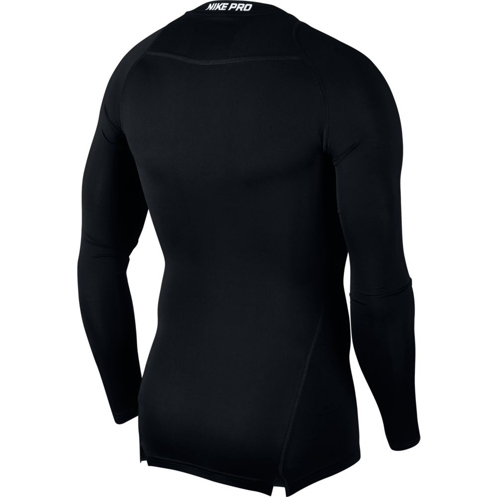 7981b64639 Camisa Nike Manga Longa Core Termica Top Ls Compressao Preta - R ...