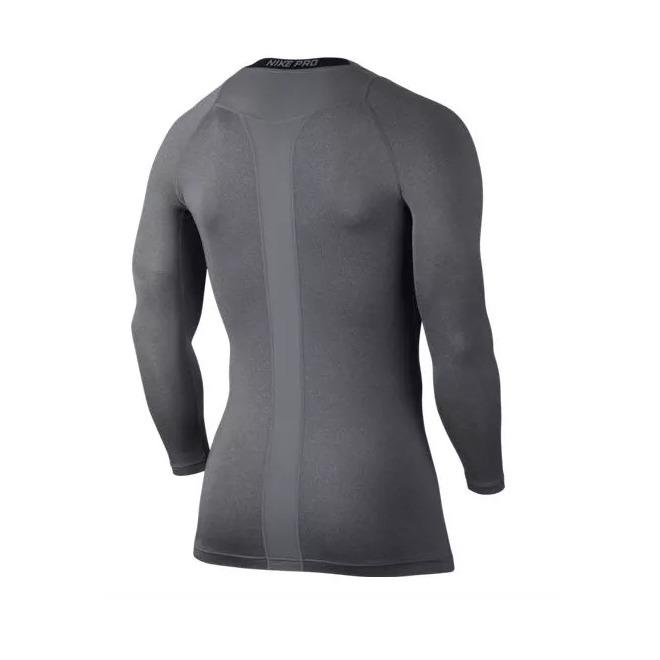 b226ed07d5 camisa térmica segunda pele nike manga longa original com nf · camisa manga  longa