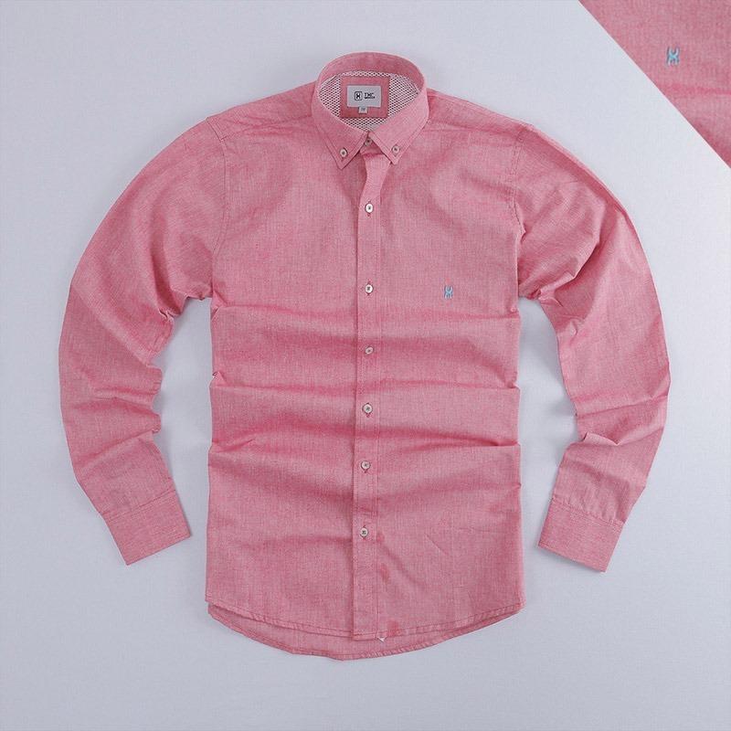 168e083def Camisa Manga Longa Txc Vermelho 2172l Lançamento - R  189
