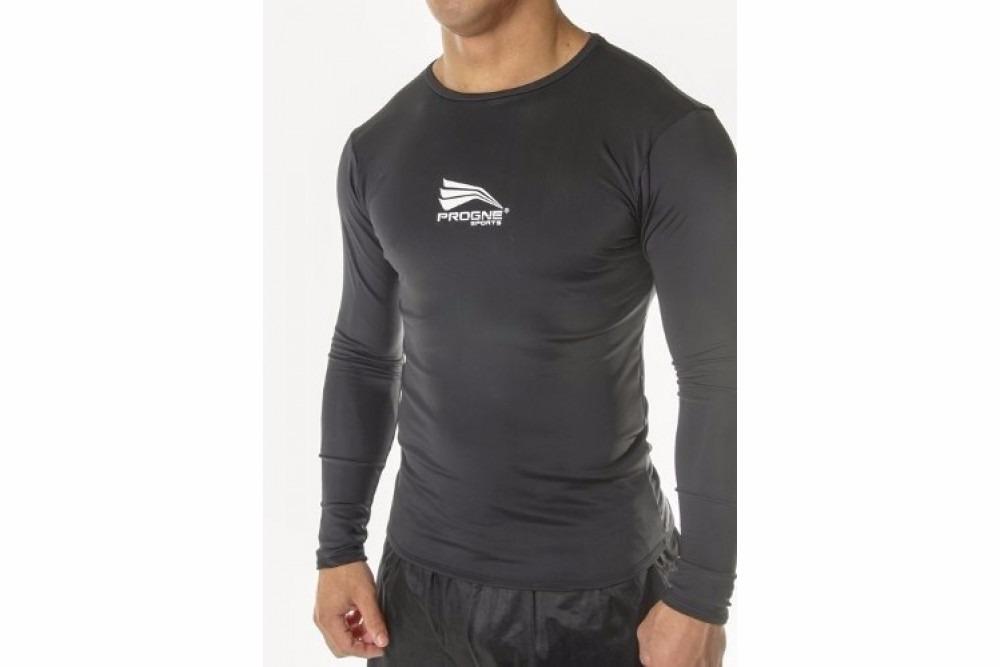 camisa manga longa + calça térmica segunda pele progne. Carregando zoom. 85efc2c2c7e2d