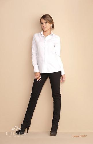 camisa manga longa classica br gg 46 moda gestante due vita