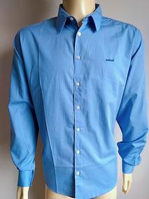 ab6568ec5 Camisa Colcci Manga Longa Masculina - Calçados, Roupas e Bolsas no ...
