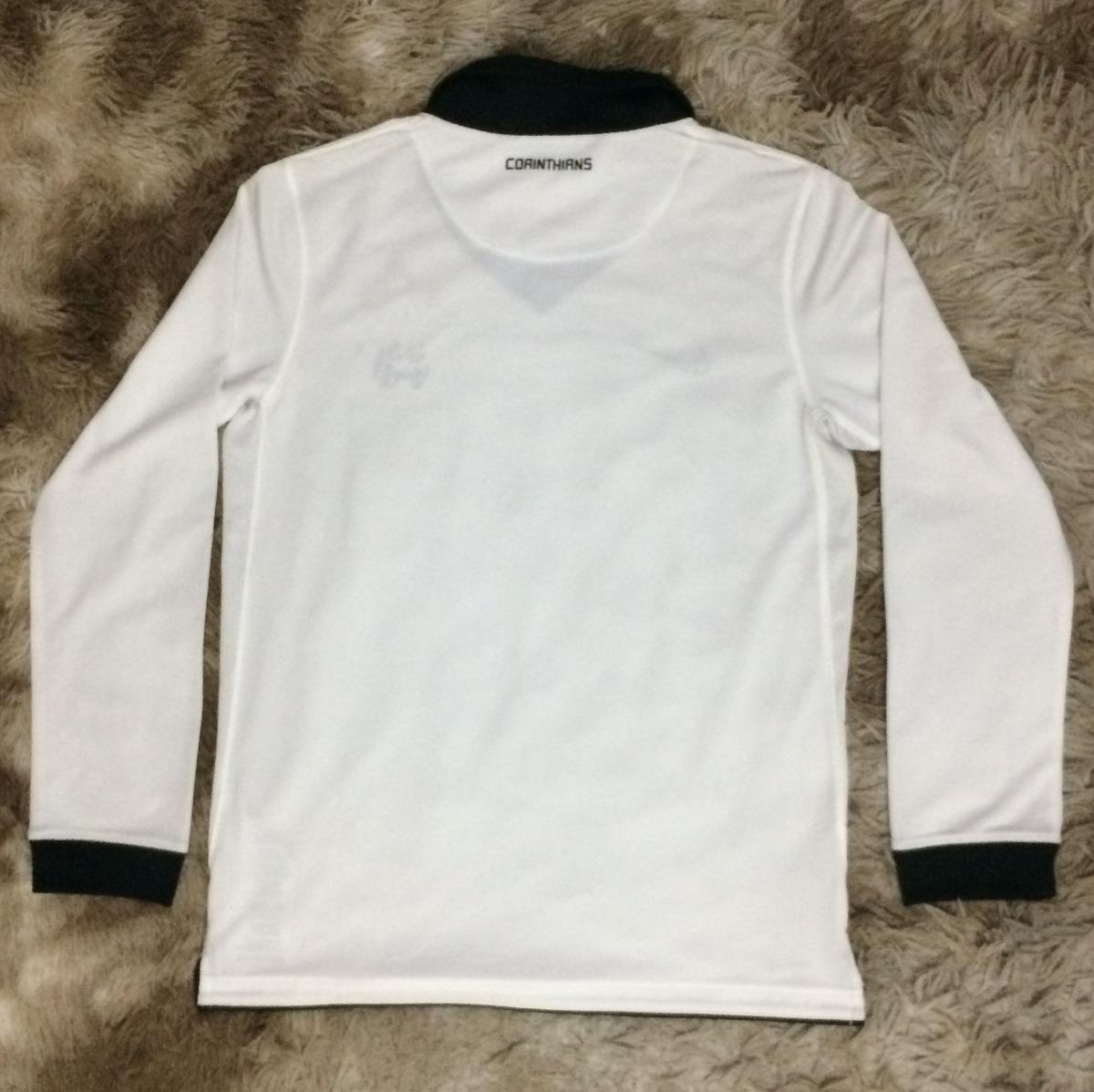 f20a2d385300b camisa manga longa corinthians oficial nike infantil. Carregando zoom.