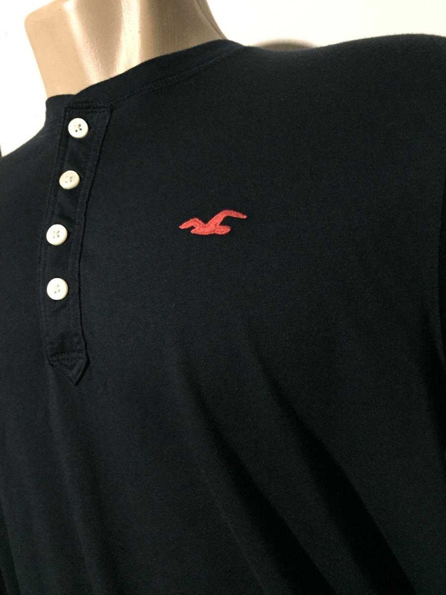 5406cd37bb camisa manga longa hollister original p  pronta entrega. Carregando zoom.