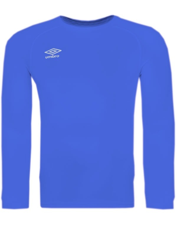 camisa manga longa juvenil térmica twr umbro azul original. Carregando zoom. 46b83b6fb3505