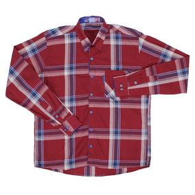 d35c6bcde5 Camisa Western Masculina Rockabilly - Camisa Longa para Masculino com o  Melhores Preços no Mercado Livre Brasil