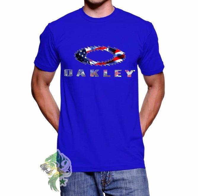 Camisa Manga Oakley Eua Envio Imediato Mod 750 - R  39,90 em Mercado ... 7bb2adb17c