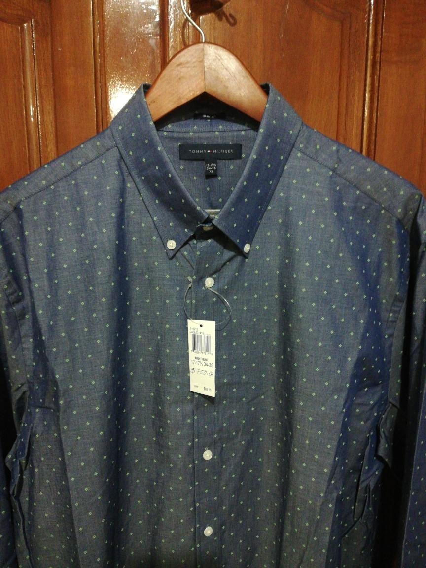 aadf3c87ca0 Camisa Marca Tommy Hilfiger Original Para Caballero -   630.00 en ...