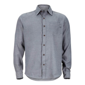 Camisa Marmot Hombre Hobson Flannel Ls