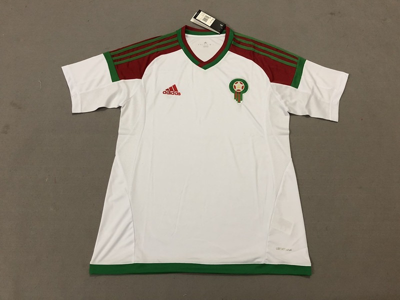 f5191300b camisa marrocos copa away (todos os jogadores). Carregando zoom.