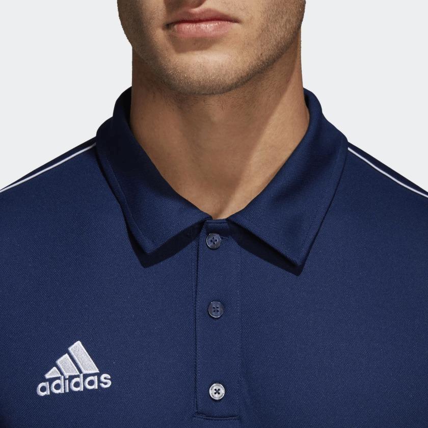 3aba73aacc camisa masculina adidas polo core 18. Carregando zoom.