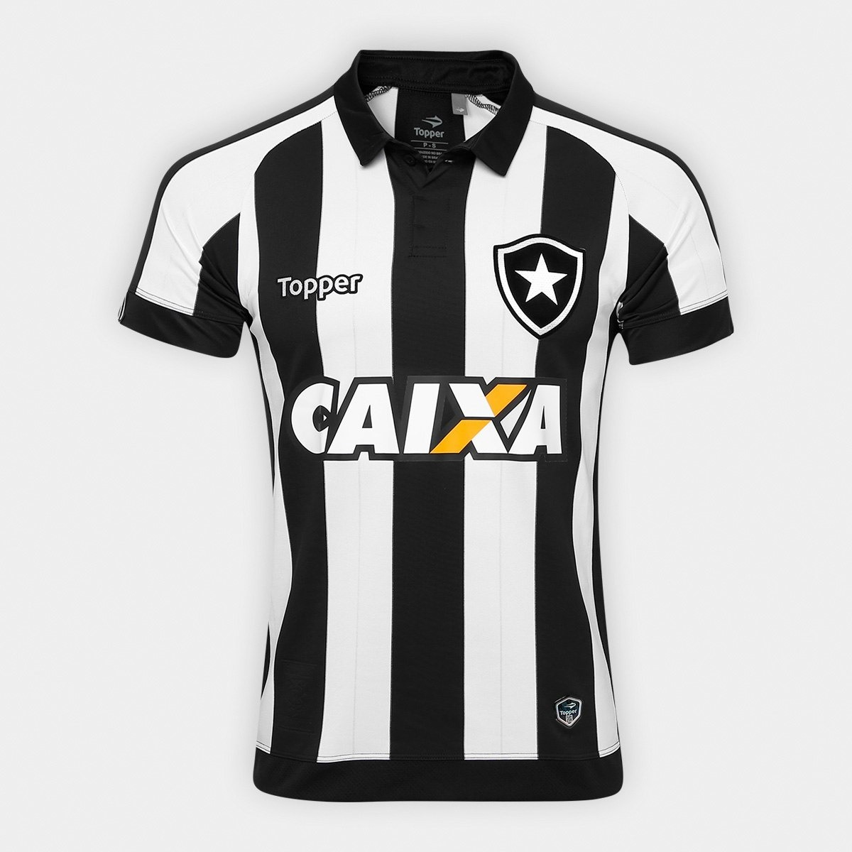 Camisa Masculina Botafogo 17 18 Original Promoção Jp Sports - R  119 ... ea331382d4287