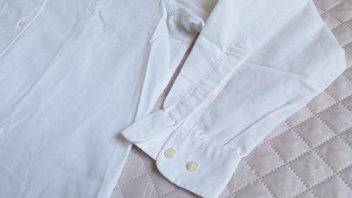 camisa masculina branca polo play original ótima qualidade manga longa tamanho g seminova ótima parcela em 12x sem juros