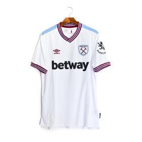 Camisa Masculina De Futebol West Ham 2019/20 Umbro Away