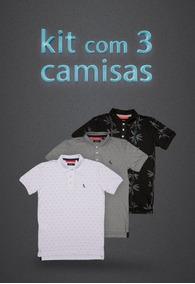 c9d34c3e67 Camisa Polo Bolinhas - Pólos Manga Curta Masculinas no Mercado Livre Brasil