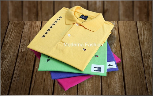 86458925d1ee4 Camisa Masculina Gola Pólo Polo Atacado Barato Frete Grátis - R  69 ...
